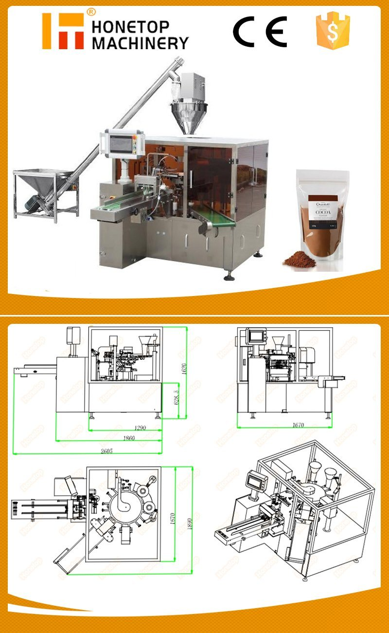 Automatic Onion Powder Packing Machine