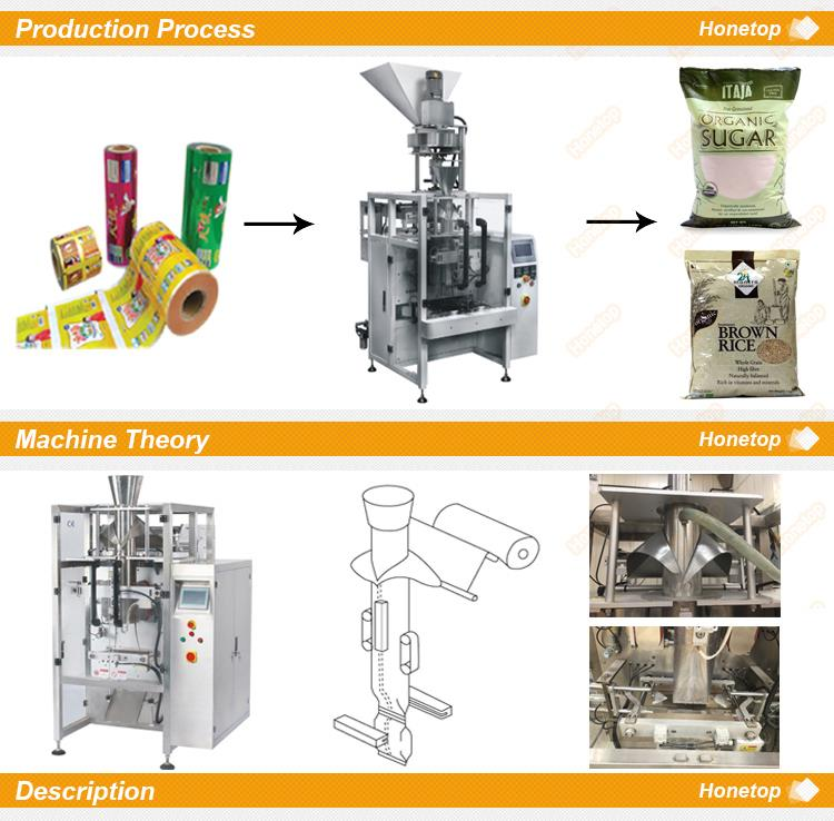 Vertical Packing Machine for Rice