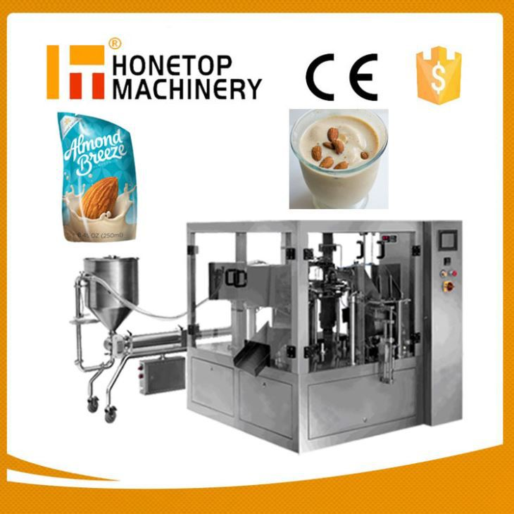 Full Automatic Pouch Packing Machine for Juice