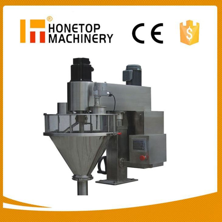 Semiautomatic Auger Powder Filler /Filling Machine