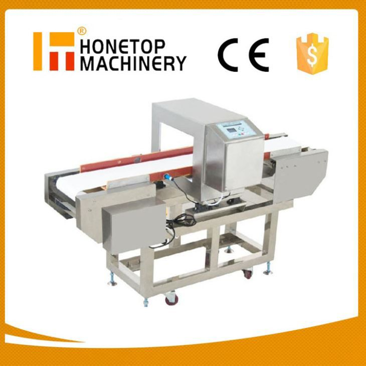 Metal Detector for Food Pharmaceutical Plastic Sauce Industry