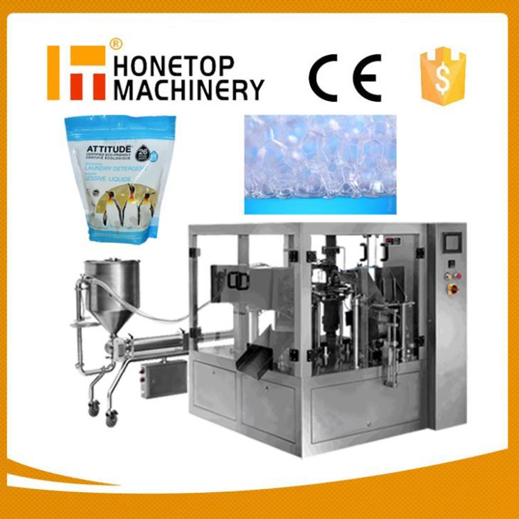 Pouch Packing Machine for Liquid High Quality