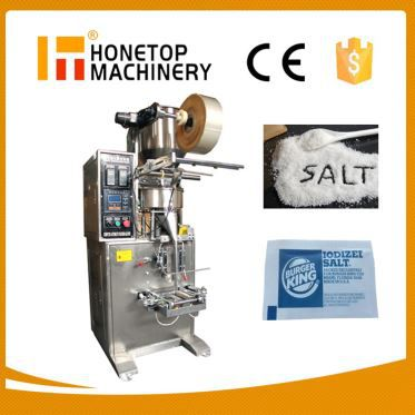 Automaitc Salt Packing Machine for Sachet (1-300g)