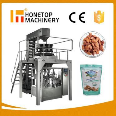 Automatic Almond Packing Machine Ht-8g