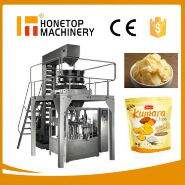 Automatic Chips Packing Machine Ht-8g