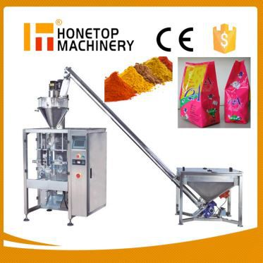 Automatic Pouch Packing Machine for Protein Powder