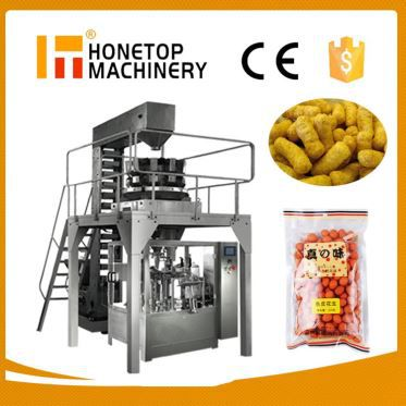 Automatic Snack Packing Machine Ht-8g