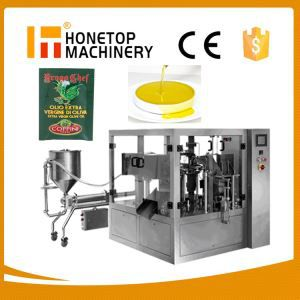 Bag Packing Machine for Mustard Oil