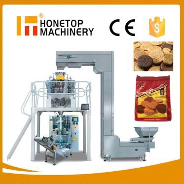 Biscuits Automatic Vertical Packing Machine