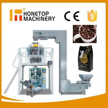 Coffee Bean Automatic Vertical Packing Machine