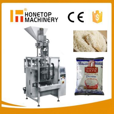 Full Automatic Vertical Packing Machine for Rice High Quality
