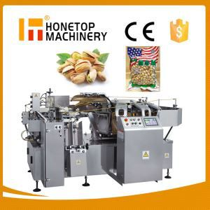 Full Automaitc Rotary Vacuum Packing Machine for Food Made in China