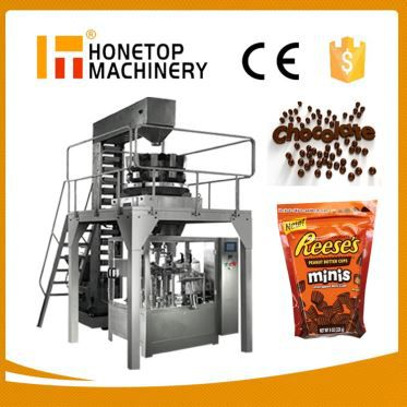 Full Automatic Chocolate Packing Machine Ht-8g