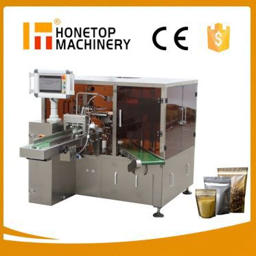 Full Automatic Doypack Packaging Machine in China