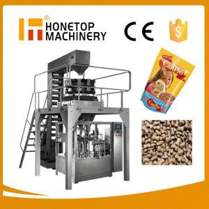 Full Automatic Pet Food Packing Machine High Speed
