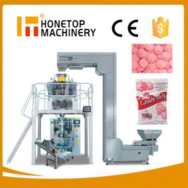 Full Automatic Pouch Filling Machine for Candy