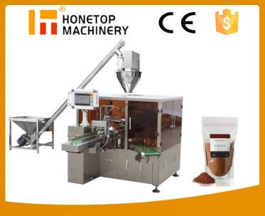 Full Automatic Rotary Powder Packaging Machine Ht-8f/H
