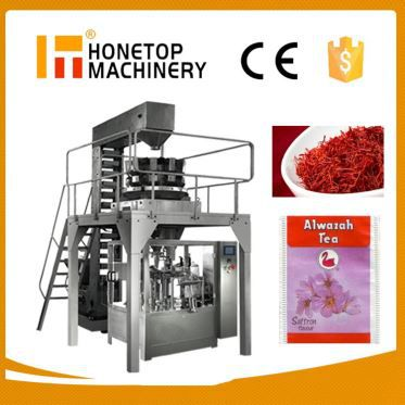Full Automatic Saffron Packing Machine
