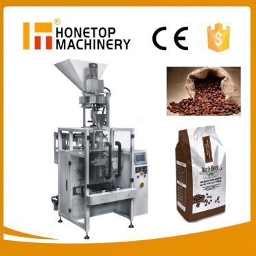 Full Automatic Vertical Coffee Beans Packing Machine in China
