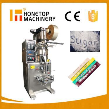 Fully Automatic Pouch Small Type Vertical 5g Sugar Packing Machine