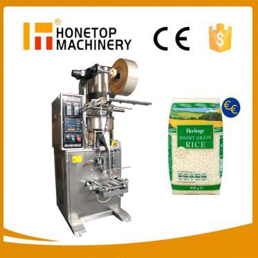 Fully Automatic Pouch Small Type Vertical Rice Packing Machine