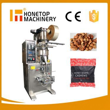 Fully Automatic Pouch Small Type Vertical Snack Packing Machine