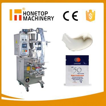 High Efficient Small Liquid Packing Machine for Shampoo