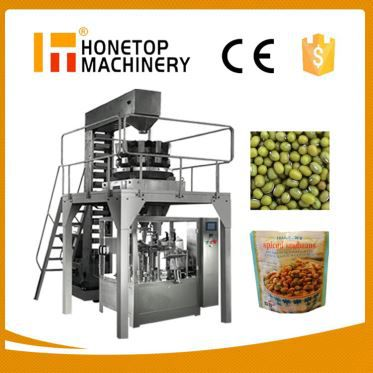 High Quality Automatic Bean Packing Machine