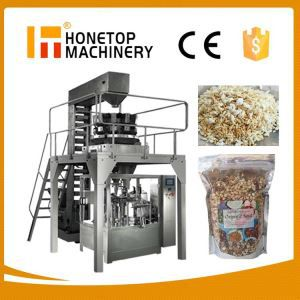 High Quality Full Automatic Popcorn Rotary Packaging Machine