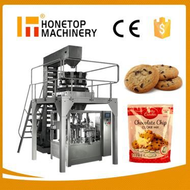 High uality Pouch Cookies Packing Machine