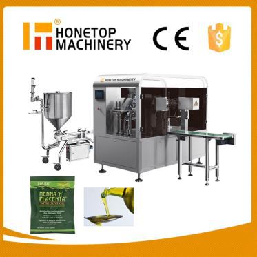 High Quality Auto Cooking Oil Packing Machine