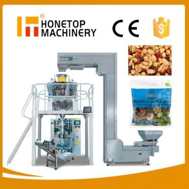 Nuts Automatic Vertical Packing Machine in China