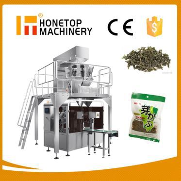 Automatic Pouch Packing Machine Manufacturer