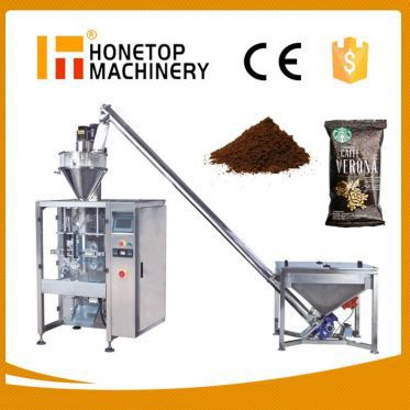 Automatic Large Pouch Type Vertical Form Fill Seal Packaging Machine for Milk