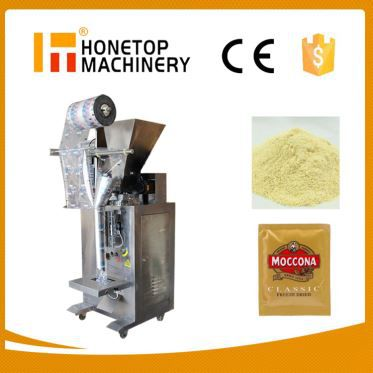 Small Automatic Large Pouch Type Vertical Form Fill Seal Packaging Machine for Milk