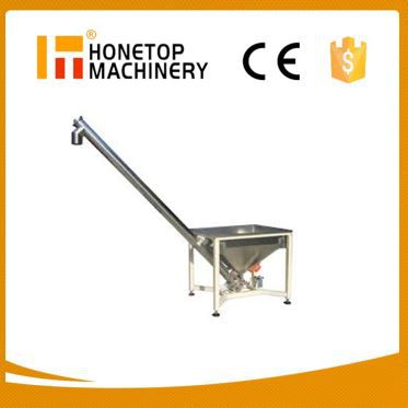 Stainless Steel Automatic Shredder and Grinder Feeder Conveyors