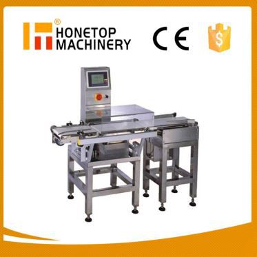 High Precise Stainless Steel Conveyor Belt Check Weigher Food Weigher Industrial