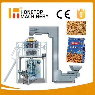 Peanut Automatic Vertical Packing Machine in China