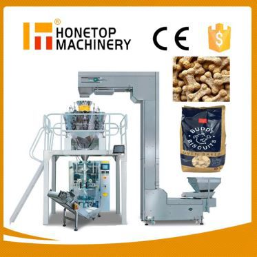 Pet Food Automatic Pouch Vertical Packing Machines