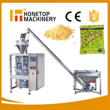 Pouch Packaging Machine for Ginger Powder