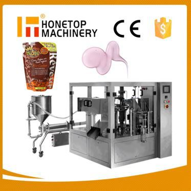 Pouch Packing Machine for Shampoo Suppliers China