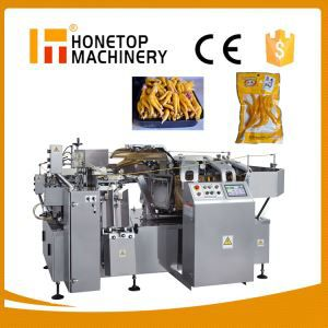 Rotary Full Automatic Vacuum Packaging Machinery in China