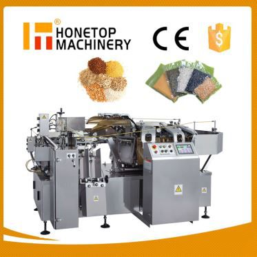Rotary Vacuum Packaging Machine for Food in China