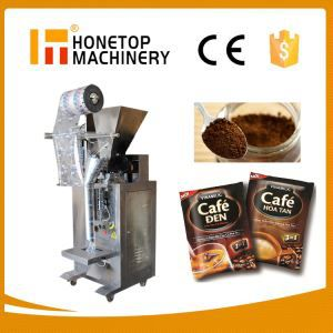 Small Sachets Powder Packing Machine High Efficient