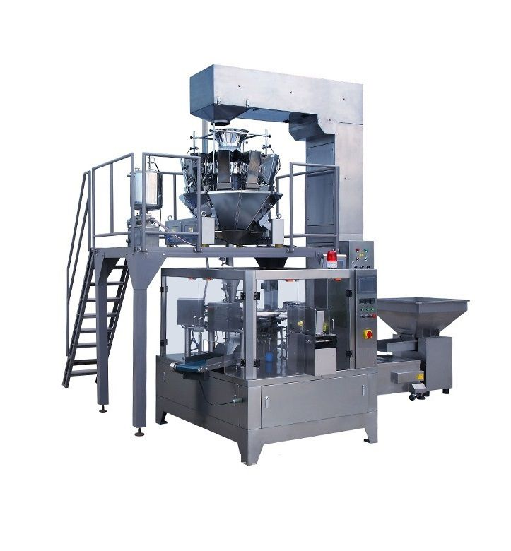 Automatic Pouch Packing Machine Price From Food Packaging Manufacturers