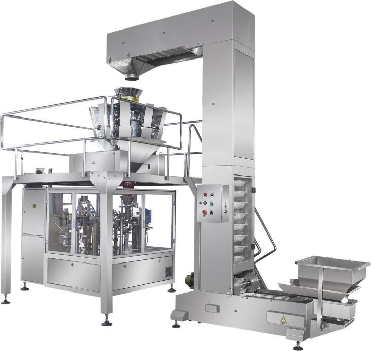 Pouch Packing Machine Price From Packaging Machine Manufacturers