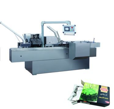 Automatic Horizontal Cartoning Machine For Pouch
