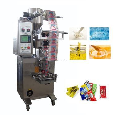 Automatic Paste Pouch Packing Machines for Sale