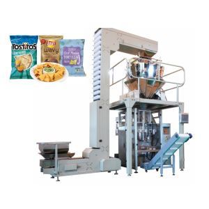 Banana Chips Automatic Packing Machine for Sale