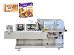 Biscuit Box Packaging Machine